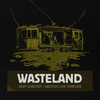 Проект Ghost Syndicate Wasteland Ableton Live Template