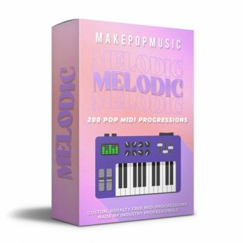 MIDI файлы - Make Pop Music Melodic MIDI Progressions