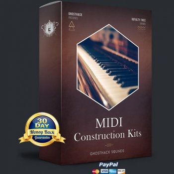 MIDI файлы - Ghosthack Sounds MIDI Construction Kits Volume 1 - 2