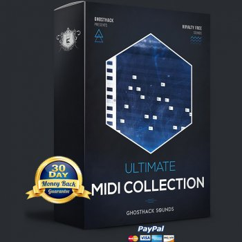 MIDI файлы - Ghosthack Sounds Ultimate MIDI Collection Volume 1 - 2