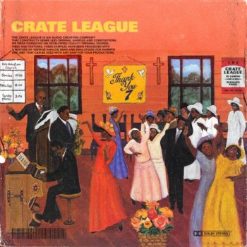 Сэмплы The Crate League Thank You Vol 7 Compositions and Stems