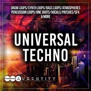 Сэмплы Audentity Records Universal Techno