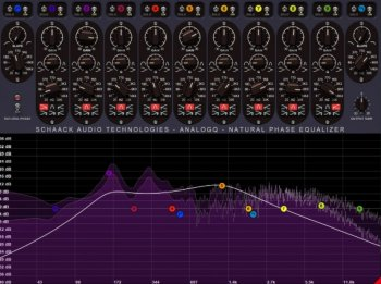 Schaack Audio Technology AnalogQ v1.0.8 x64