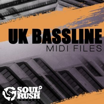 MIDI файлы - Soul Rush Records UK Bassline Midi Files