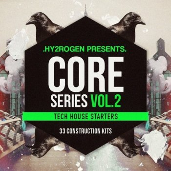 Сэмплы HY2ROGEN Core Series Vol 2