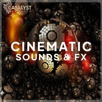 Сэмплы Catalyst Samples Cinematic Sounds & Fx