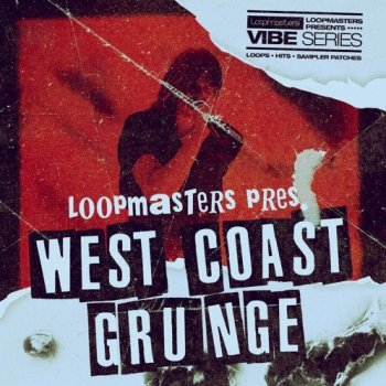 Сэмплы Loopmasters Vibes 9 West Coast Grunge