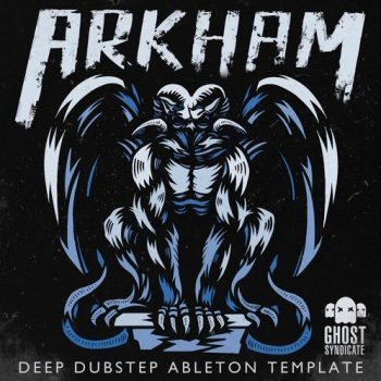 Проект Ghost Syndicate Arkham Ableton Live Template