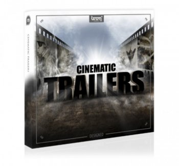 Сэмплы BOOM Library Cinematic Trailers Designed (WAV)