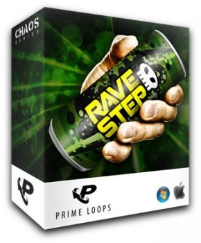 Сэмплы Prime Loops Ravestep (Dubstep, Breakbeat, Jungle) (WAV)