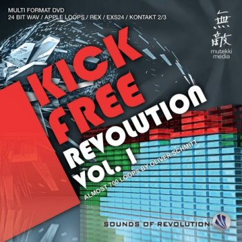 Сэмплы Mutekki Media Kick Free Revolution Vol 1 (MULTiFORMAT)