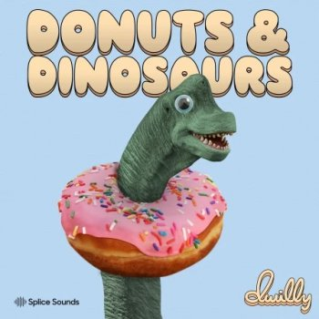 "Сэмплы Splice Sounds dwilly ""donuts & dinosaurs"" sample pack 1 - 3"