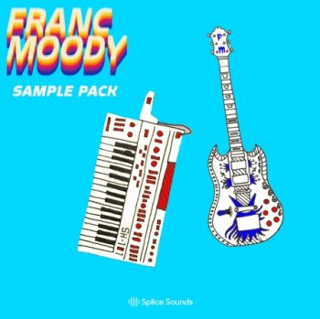 Сэмплы Splice Sounds Franc Moody Sample Pack
