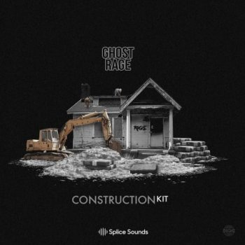 Сэмплы Splice Sounds Ghostrage Construction Kits