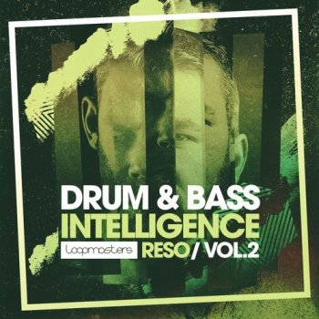 Сэмплы Loopmasters Reso Drum And Bass Intelligence 2