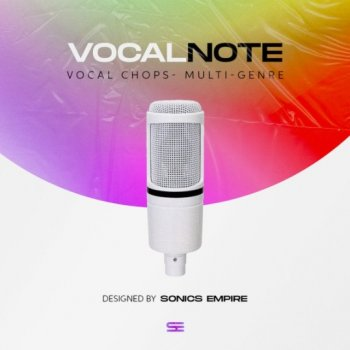 Сэмплы Sonics Empire VOCALNOTE