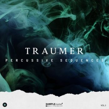 Сэмплы SM Tools Traumer Percussive Sequences
